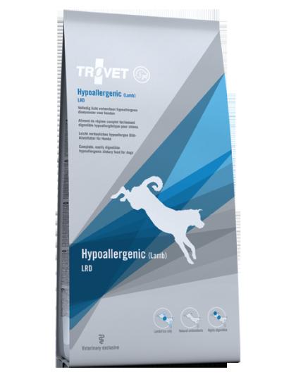 Hypoallergenic Lamb LRD dog 3kg - 12,5kg